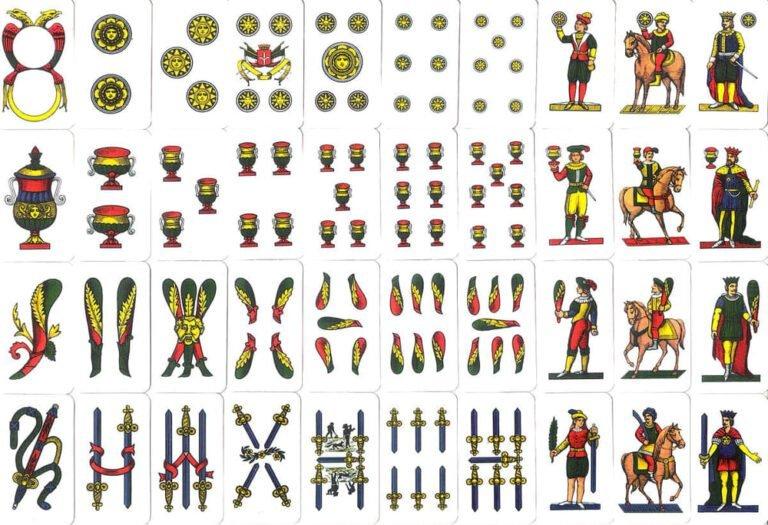 significato carte napoletane